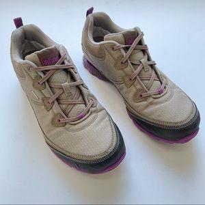 Ahnu Sugarpine Trail Hiking Waterproof Shoes Sz 11